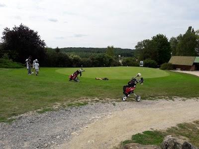 Logo Golf de Champagne