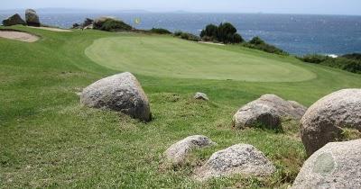 Logo Golf de Sperone