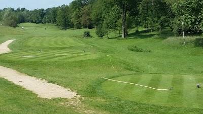 Logo Golf de St Marc