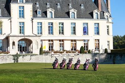 Logo Golf du Chateau d'Augerville