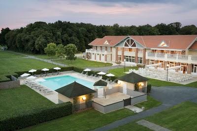 Logo Golf–Hotel Dolce Chantilly