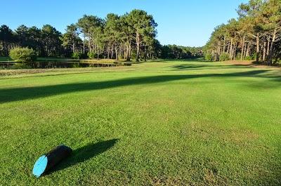 Logo Golf International de Lacanau