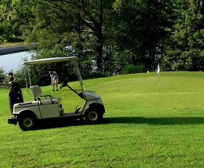 Logo Golf Val Saint Jean