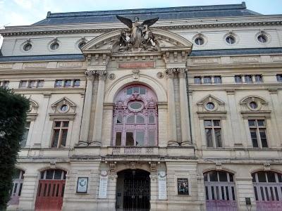 Logo Grand Théâtre de Tours