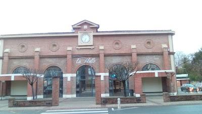 Cinéma La Halle - Mairie de Rabastens et sa ville