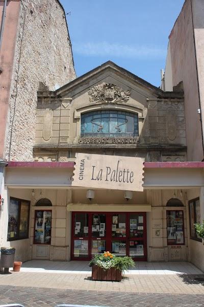 Logo La Palette