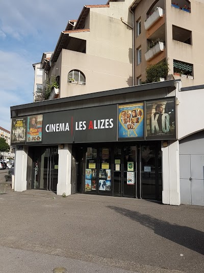 Logo Les Alizés