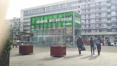 Logo Les Cinéastes