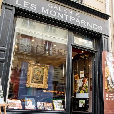 Logo Les Montparnos