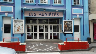 Logo Les Variétés