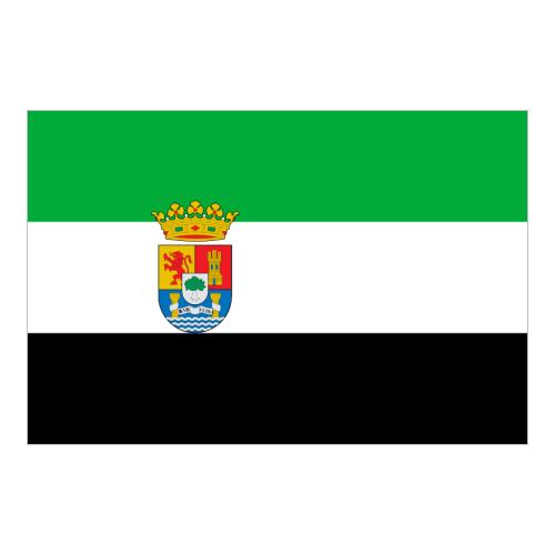Logotipo Comunidad autónoma de Extremadura