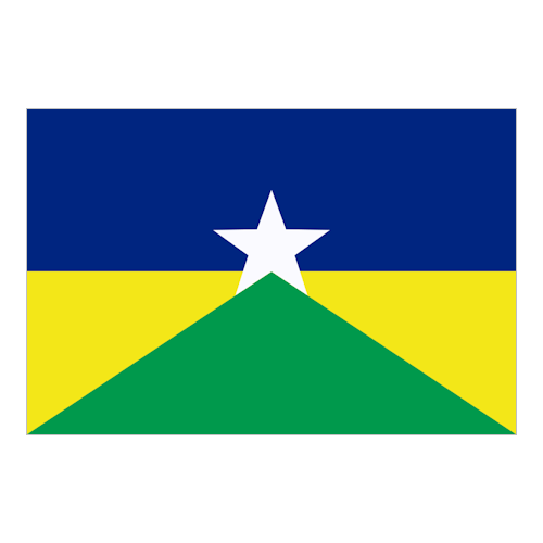Bandiera de Rondônia