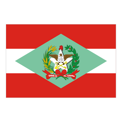 Bandiera de Santa Catarina
