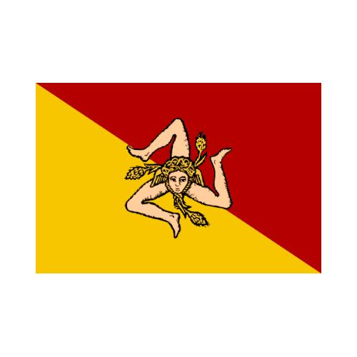 Bandiera di Sicilia