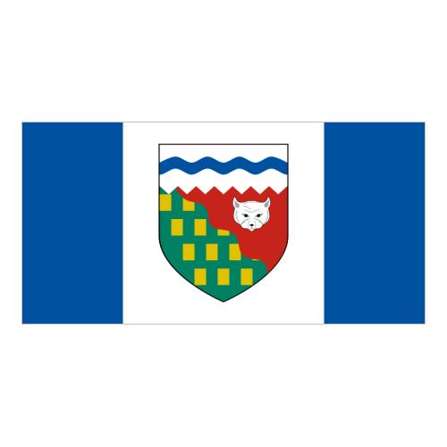 Logo Territoires du Nord-Ouest