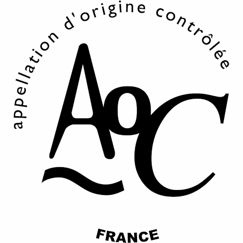 Logo AOC : Appellation d'Origine Contrôlée