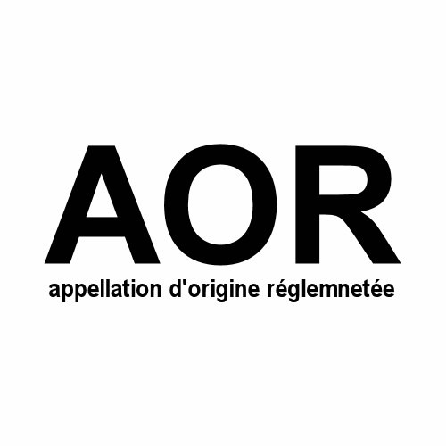 Logo AOR : Appellation d'Origine Réglementée