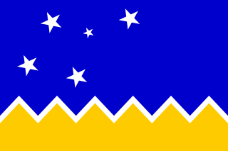 Logotipo Región de Magallanes y Antártica Chilena