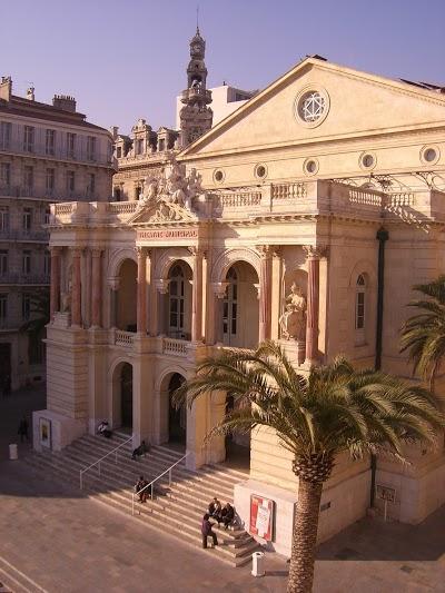Logo Opéra de Toulon