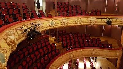 Logo Opéra-Théâtre de Clermont-Ferrand