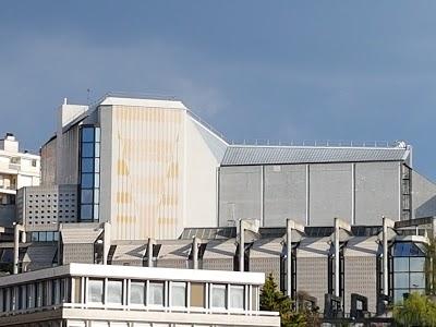 Logo Palais des congrès et de la culture du Mans