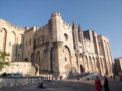 Logo Palais des papes d'Avignon