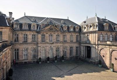 Logo Palais des Rohan