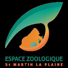 Logo Parc zoologique de Saint-Martin-la-Plaine