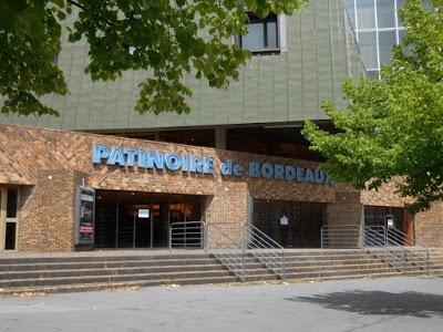Logo Patinoire de Bordeaux