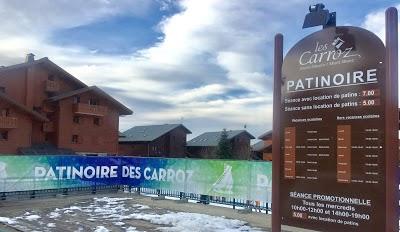 Logo Patinoire des Carroz