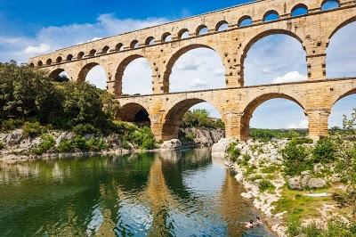 Logo Pont du Gard