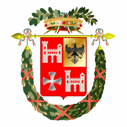 Bandiera della Provincia di Ascoli Piceno