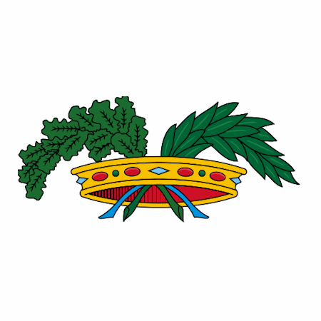 Bandiera della Provincia di Carbonia-Iglesias