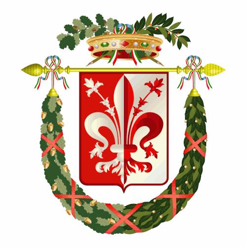 Bandiera della Provincia di Firenze