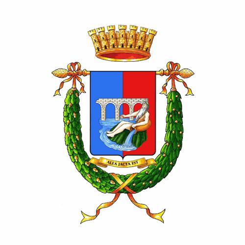 Bandiera della Provincia di Forlì-Cesena