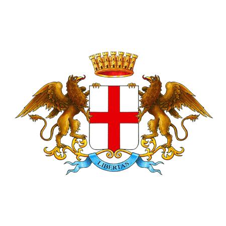 Bandiera della Provincia di Genova