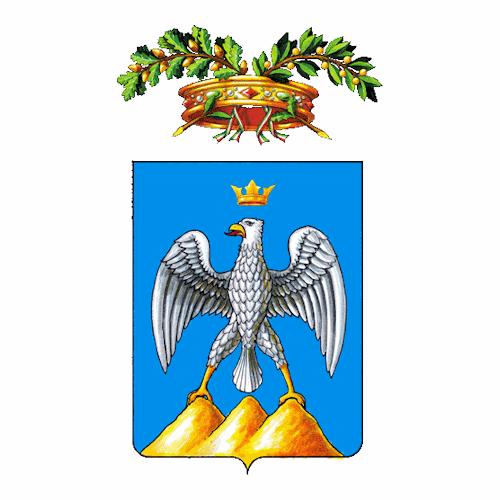Bandiera della Provincia di Aquila