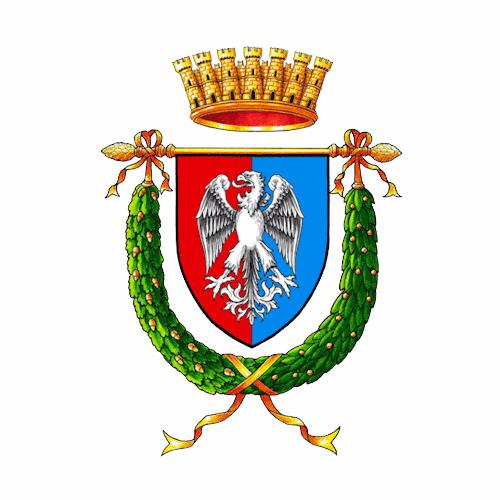 Bandiera della Provincia di Roma
