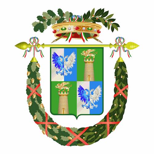 Bandiera della Provincia di Rovigo