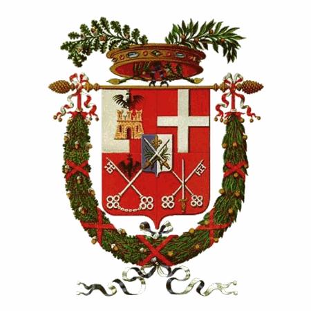 Bandiera della Provincia di Sondrio