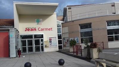 Logo Salle Jean Carmet