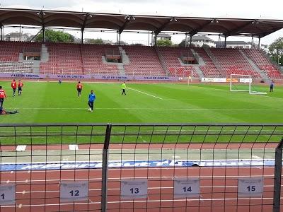 Logo Stade Dominique Duvauchelle