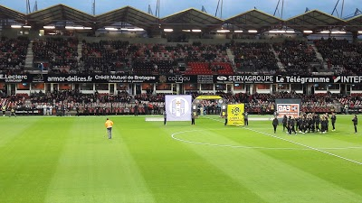 Logo Stade du Roudourou