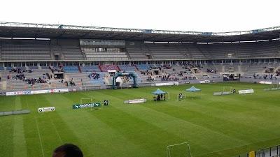 Logo Stade Louis Dugauguez