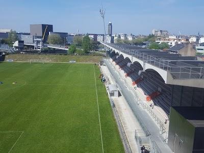 Logo Stade Marcel-Saupin