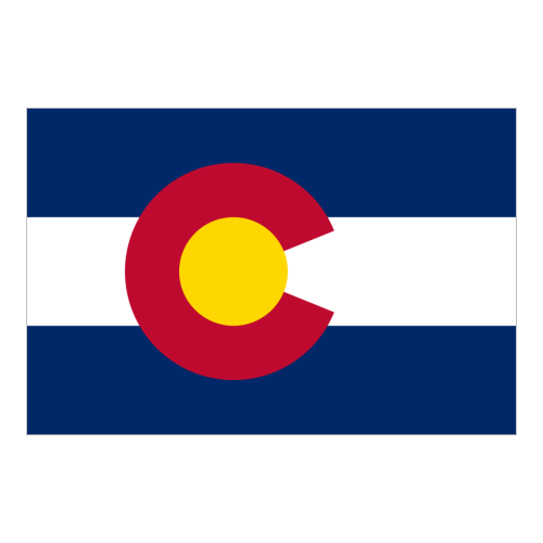 Logo State  Colorado