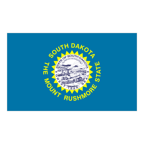 Logo State  South Dakota