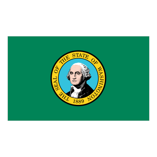 Logo State  Washington