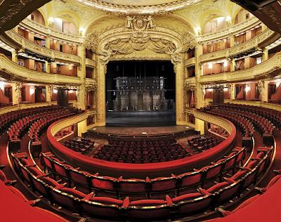 Logo Théâtre national de l'Opéra-Comique