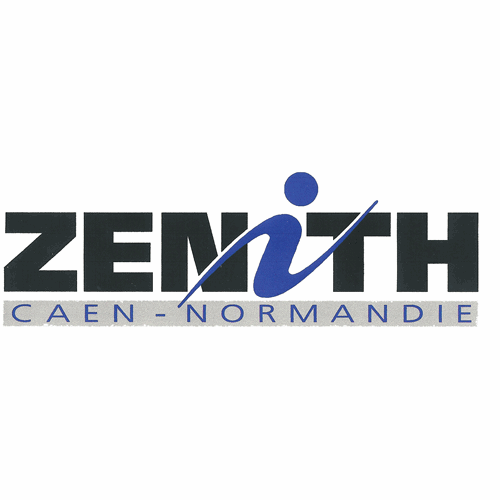 Logo Zénith de Caen